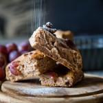 Ricette dolci La prova del cuoco: schiacciata all'uva di Anna Moroni rivisitata da Urbanpost