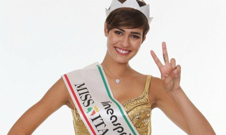 Alice Sabatini Miss Italia