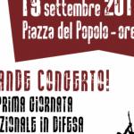 Concerto animalisti Roma