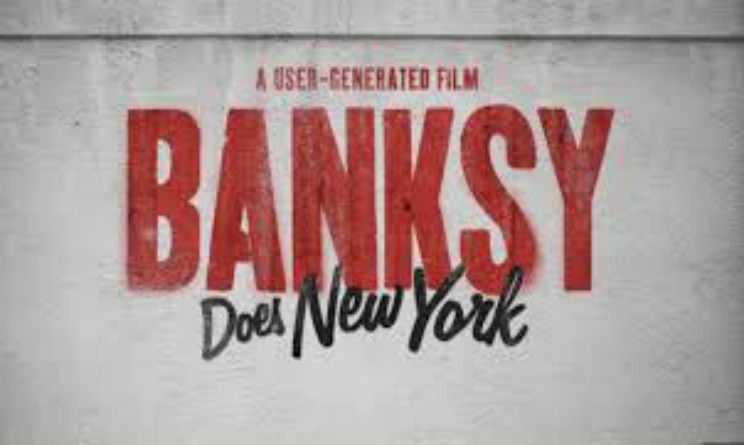 Banksy film