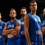 Nazionale Basket programma ritiro Torino