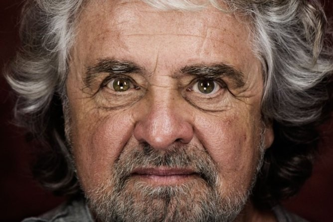 beppe grillo sindaco Londra