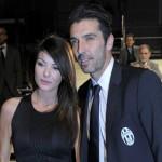 Gigi Buffon Ilaria D'Amico