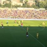 Frosinone Roma highlights