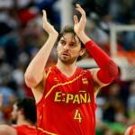 Gasol Francia-Spagna Europei Basket 2015