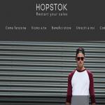 startup italia hopstok merce invenduta