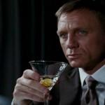 Daniel Craig è il James Bond che beve di più