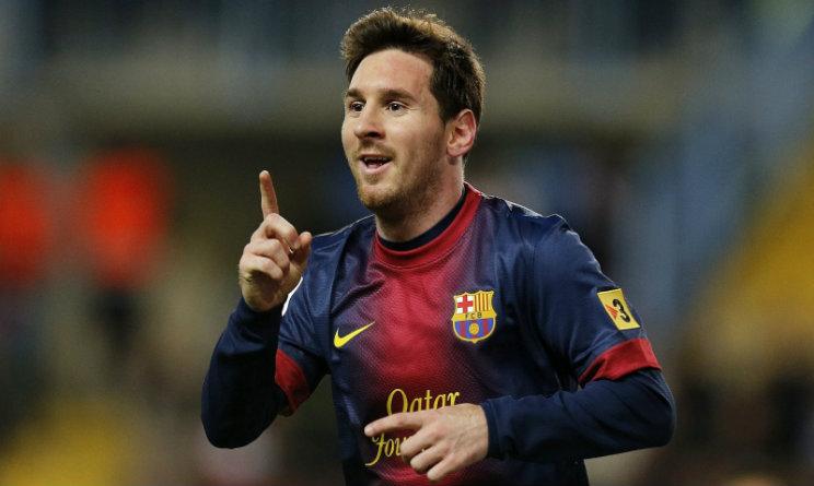 Leo Messi compleanno