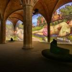 Magnificent palazzo Vecchio Rinascimento