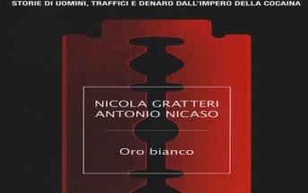 """'Ndrangheta: Gratteri e Nicaso raccontano il business della cocaina in """"Oro bianco"""" [SPECIALE MAFIE]"""