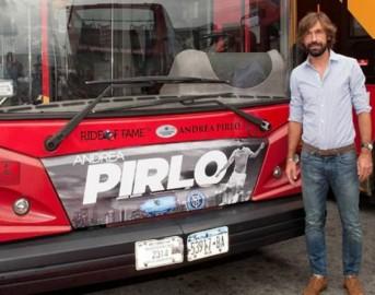 Il New York City dedica a Pirlo, Lampard e Villa dei Bus turistici personalizzati