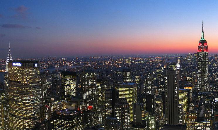 Viaggio a new york economico volo e hotel in offerta a for Pacchetti volo e soggiorno new york