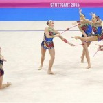Oro mondiali ginnastica ritmica