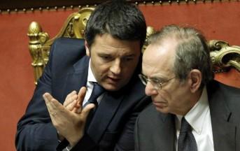 """Elezioni 2018 news, Renzi 'vuole' Padoan con il Pd: """"Gli ho proposto Siena per confermare il buon lavoro fatto con il settore Banche"""""""