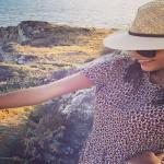 Rocio Munoz Morales incinta