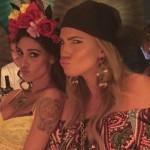 Belen Rodriguez Claudia Galanti prese in giro da Roberto Cavalli