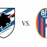 sampdoria vs bologna, serie A, recupero terza giornata