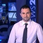 Simone Toscano giornalista di Quarto Grado e scrittore