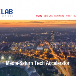 spacelab acceleratore startup