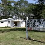 sparatoria selma chiesa alabama