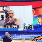 Michelle Hunziker e Maria De Filippi