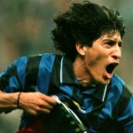 Zamorano incidente stradale Inter