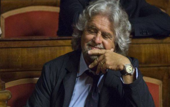 Beppe Grillo Blog News (VIDEO): Vito Crimi e un Grillo d'annata