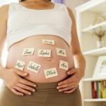scegliere il nome del proprio bambino
