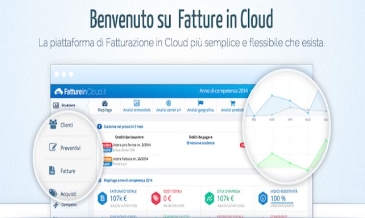 fatture in cloud startup TeamSystem