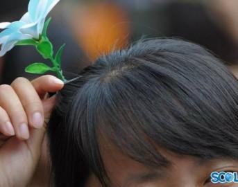 Capelli 2015 tendenze: i nuovi fermagli cinesi che spopolano tra le ambientaliste