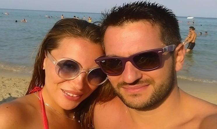 Sonia Carbone e Gabriele Caiazzo Uomini e Donne
