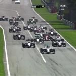 Formula 1 GP Monza 2016 gara