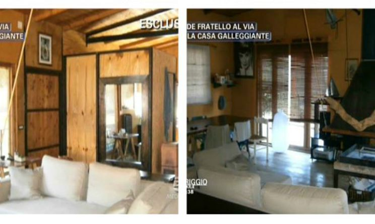 Grande fratello 14 casa galleggiante urbanpost for Grande design della casa