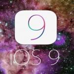 Aggiornamento iOS 9