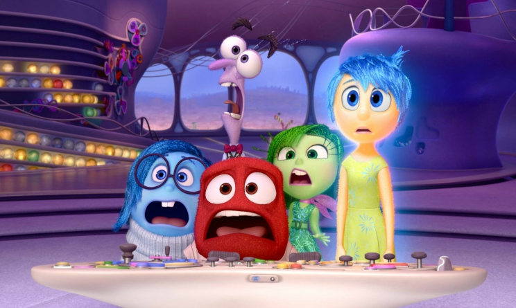Inside Out recensione, Inside Out film