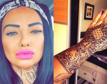 Licenziata per un tatuaggio: lo sfogo su Facebook di una ragazza 27enne