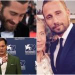 Mostra del Cinema di Venezia 2015, gli attori più belli