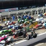 David Taylor Manx Gran Premio incidente