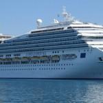 turista caduta da nave crociera news