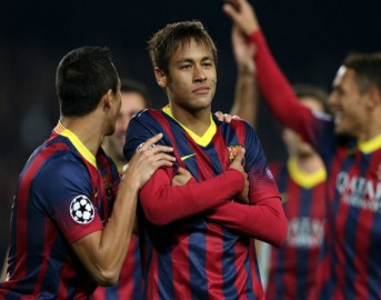 Juventus-Barcellona 1-2 video gol, highlights e sintesi: show Neymar