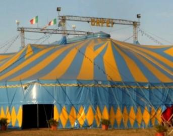 Mestre, assalto armato al Circo Orfei: accoltellato un domatore, picchiato un trapezzista