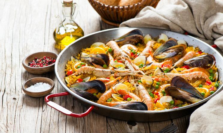 Ricette La Prova Del Cuoco La Paella Alla Valenciana Urbanpost