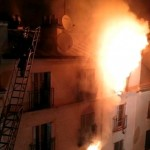 incendi parigi fermato un sospetto