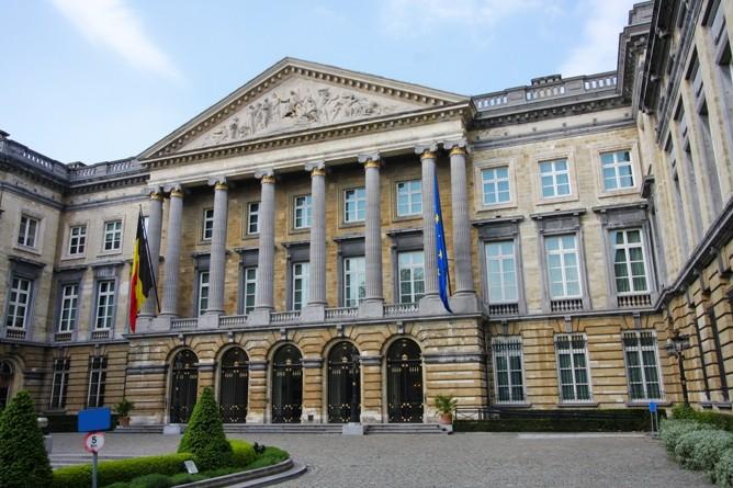 Allarme bomba a bruxelles evacuato il parlamento belga for Lavorare in parlamento