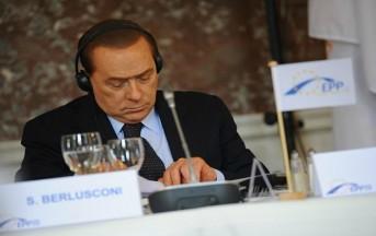 """Elezioni Politiche 2018, Silvio Berlusconi e le promesse elettorali: """"Garantiremo soglia del reddito dignitosa"""" (FOTO)"""