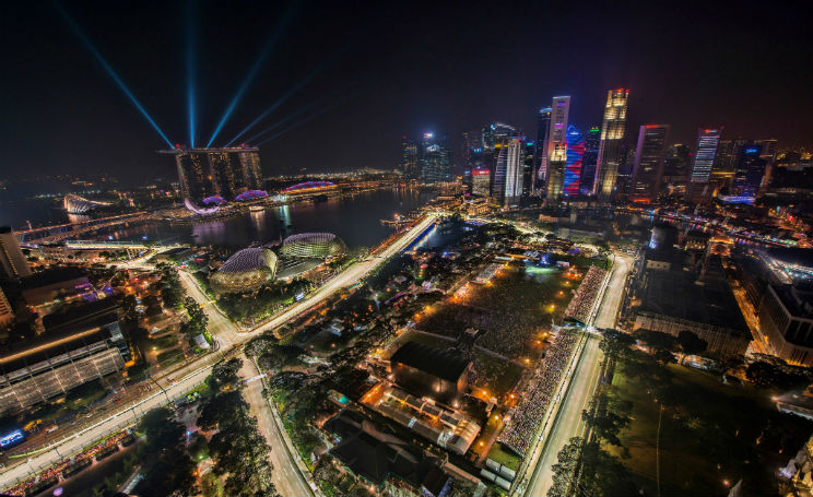singapore formula 1 2015