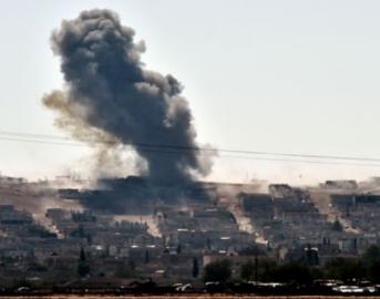 Guerra in Siria: missili curdi contro aeroporto di Diyarbakir