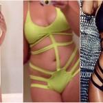 tendenze moda 2015, costume dell'estate, slashkini