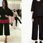 Tendenze moda autunno 2015, pantaloni corti e ampi