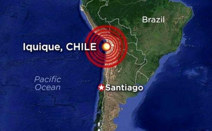 terremoto cile magnitudo 8.3